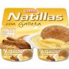 Nuevo envase, Natillas Milsani