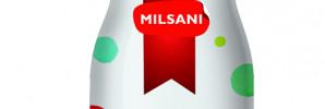Diseño Packaging de leche condensada Milsani
