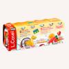Diseño de bebida láctea L.Casei con sabores a frutas